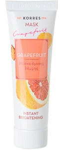Korres Grapefruit Instant Brightening Mask