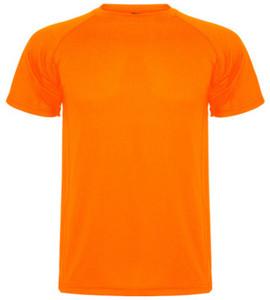 Necy Dry-FIT Light Custom L neonově oranžová