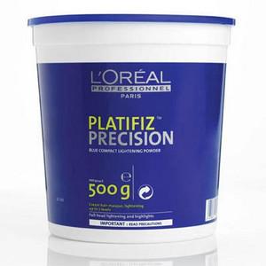 Melírovací prášek LOREAL PLATIFIZ Precision 500g