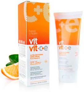 Diet Esthetic Vit Vit C+E Hand Cream SPF 15 100ml