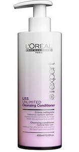 L'Oréal Professionnel Série Expert Liss Unlimited Cleansing Conditioner Reinigungscreme für widerspenstiges Haar