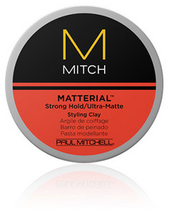 Paul Mitchell Mitch Matterial™ Strong Hold/Ultra-Matte Styling Clay