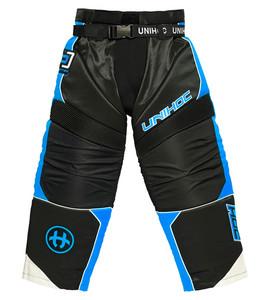 Unihoc OPTIMA black/blue 160 cm černá / modrá