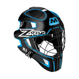 Zone MONSTER 2,1 black/turquoise Senior černá / modrá