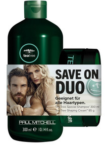 Paul Mitchell Tea Tree Special Save On Duo
