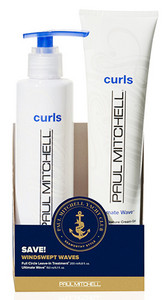 Paul Mitchell Curls Nautical Duo Windblown Waves