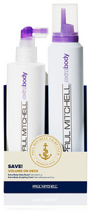 Paul Mitchell Extra Body Nautical Duo Volume on Deck