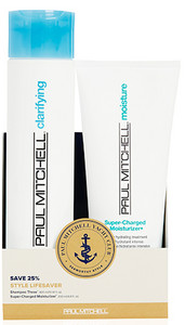 paul mitchell moisture nautical duo style lifesaver. Black Bedroom Furniture Sets. Home Design Ideas