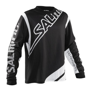 Salming Phoenix SR M, černá / bílá, deformace produktu