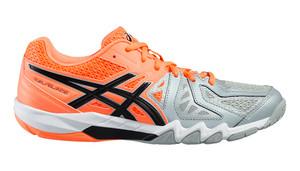 Asics Gel-Blade 5 W oranžová / šedá UK 4 | US 6 | EU 37 | 23 cm