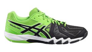 Asics GEL-BLADE 5 zelená / černá / šedá UK 9 | US 10 | EU 44 | 28 cm