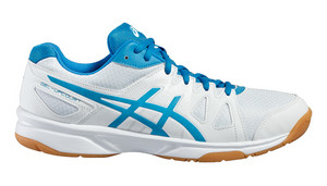 Asics GEL-UPCOURT bílá / modrá UK 12 | US 13 | EU 48 | 30,5 cm