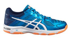 Asics Gel-Beyond 5 modrá / bílá / oranžová UK 5,5 | US 6,5 | EU 39,5 | 24,75 cm