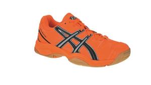 Asics Gel Blast 4 GS oranžová / černá US 5,5 | EU 38 | 24 cm