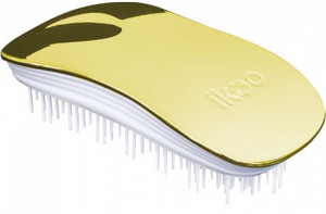 IKOO Metallic Collection Home Brush slunce-bílá