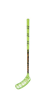 Fat Pipe SPOOKY 34 Lime černá / zelená Levá ruka níže 75cm (=85cm)