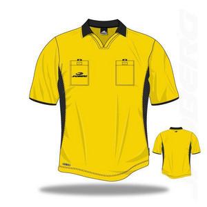 Rozhodcovský dres Jadberg Arbiter L Žlutá Dlouhý rukáv