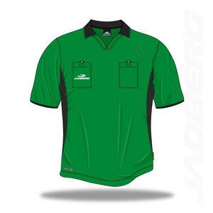 Rozhodcovský dres Jadberg Arbiter L Zelená Dlouhý rukáv