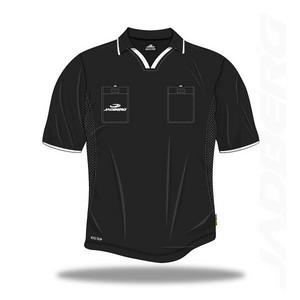 Rozhodcovský dres Jadberg Arbiter XXXL Černá Dlouhý rukáv