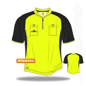 Rozhodcovský dres Jadberg Jury L Žlutá Krátký rukáv