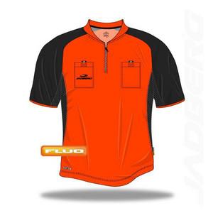 Rozhodcovský dres Jadberg Jury XXL Oranžová Krátký rukáv