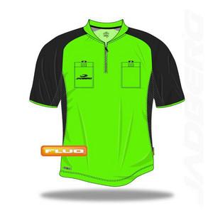 Rozhodcovský dres Jadberg Jury L Zelená Krátký rukáv
