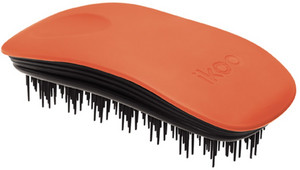 IKOO Paradise Collection Home Brush pomerančová-černá