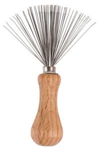 Glamot Hairbrush Cleaner 1 ks, Hnědá