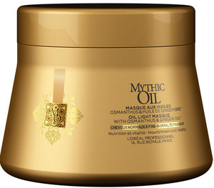 L'Oréal Professionnel Mythic Oil Masque For Normal to Fine Hair