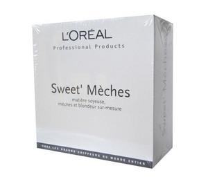 Fólie na melír LOREAL PLATINIUM Sweet Mechés