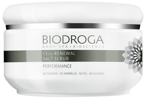 Biodroga Performance Cell-Renewal Salt Scrub