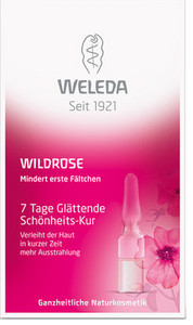 Weleda Wild Rose Smoothing 7 Day Beauty Treatment