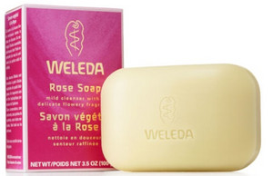 Weleda Rose Soap