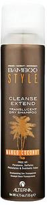 Alterna Bamboo Style Cleanse Extend Translucent Dry Shampoo Mango Coconut 150ml