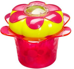 Tangle Teezer Magic Flowerpot Princess Pink Růžovo-žlutá