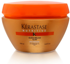 Kérastase Nutritive Oléo-Relax Slim Volume Control Intense Smoothing Masque 200ml