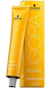 Schwarzkopf Professional Igora Royal Fashion Lights 60ml L-77 měděná