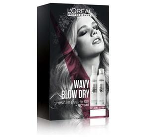 L'Oréal Professionnel Tecni.Art Volume Wavy Blow Dry