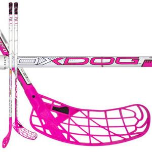 OxDog Zero 27 Pink 101 Round růžová / bílá Pravá ruka níže 101cm (=111cm)