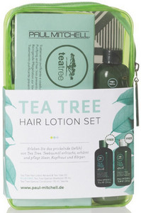 Paul Mitchell Tea Tree Special Hair Lotion Keravis & Tea Tree Oil Set