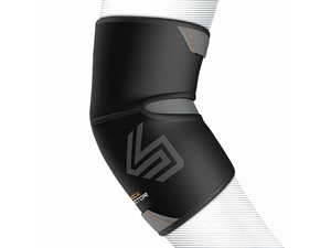 SHOCK DOCTOR ELBOW COMPRESSION SLEEVE WITH EXTENDED COVERAGE SD831