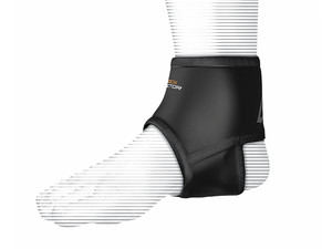 SHOCK DOCTOR ANKLE SLEEVE WITH COMPRESSION FIT SD844