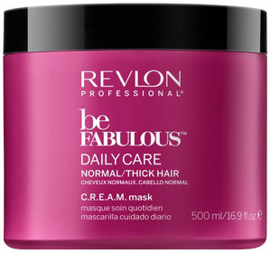 Revlon Professional Be Fabulous Normal Cream Mask 500ml