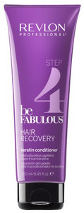 Revlon Professional Be Fabulous Recovery Step 4 Keratin Conditioner 250ml
