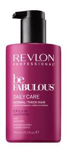 Revlon Professional Be Fabulous Normal Cream Conditioner 750ml