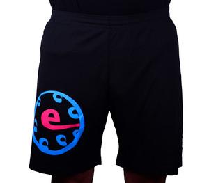 Necy Eddy eFloorball Profi Shorts XL, černá