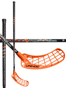 Unihoc EPIC TeXtreme Feather Light Curve 1.0º Florbalová hokejka