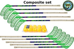 LEXX 10 x Composite LEXX 96cm (=106cm)