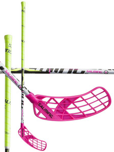 Salming Quest5 X-shaft KickZone Floorbal stick
