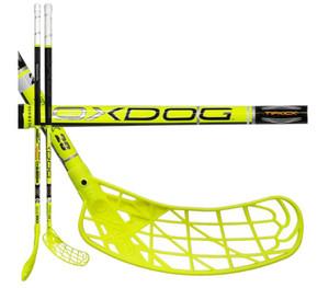OxDog Fenix 29 Yellow 101 Oval MB žlutá / černá Levá (levá ruka níže) 101cm (=111cm)